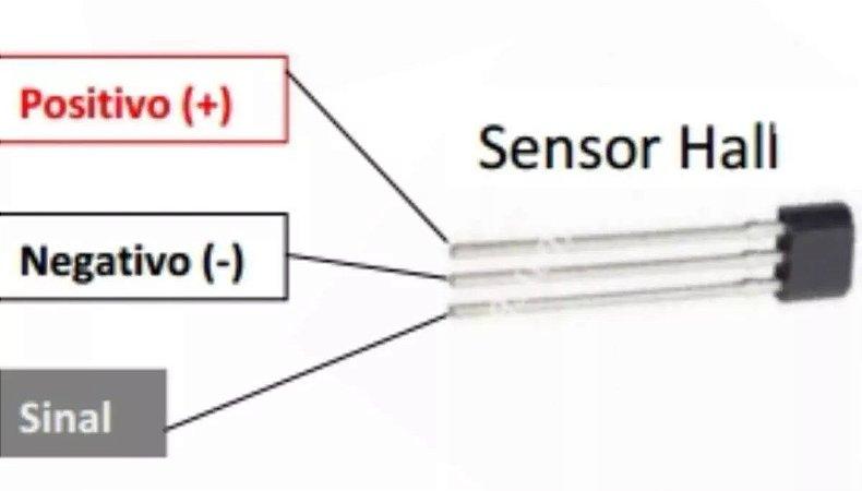 Sensor Hall 41F