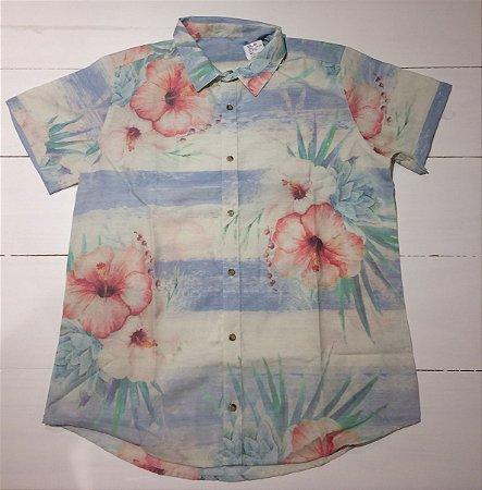 Camisa Flower