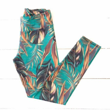 Legging Ave do Paraiso