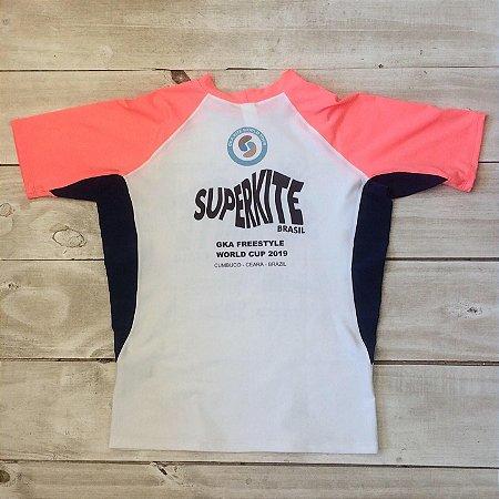 Lycra oficial Kite Surf World Cup Feminino