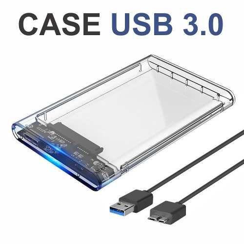 Case Usb 3.0 Exbom Ecase-300