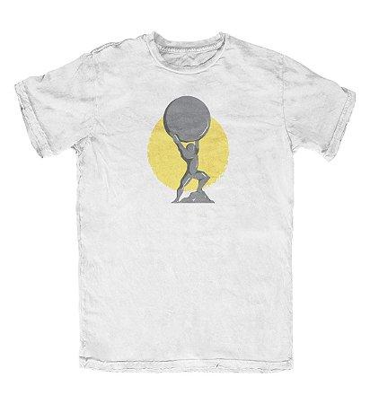 Camiseta Atlas Branca