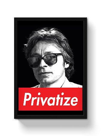 Poster Privatize