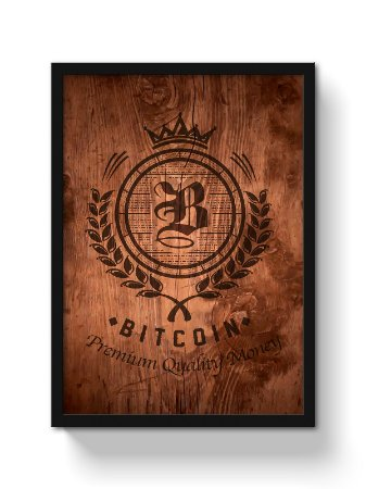 Poster Bitcoin
