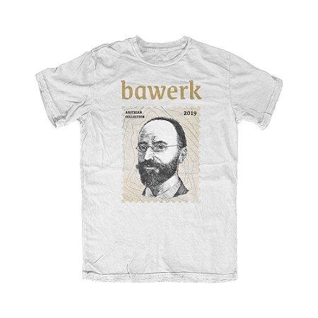 Camiseta Austrian Collection Bawerk Branca