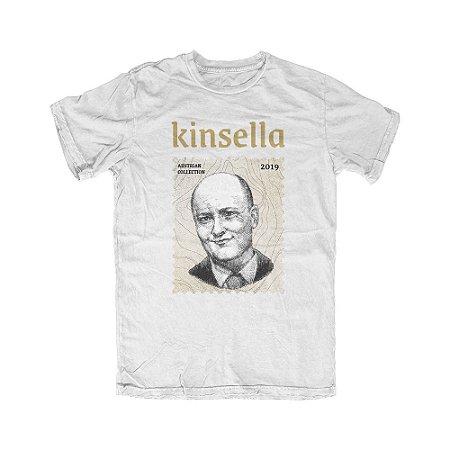 Camiseta Austrian Collection Kinsella Branca