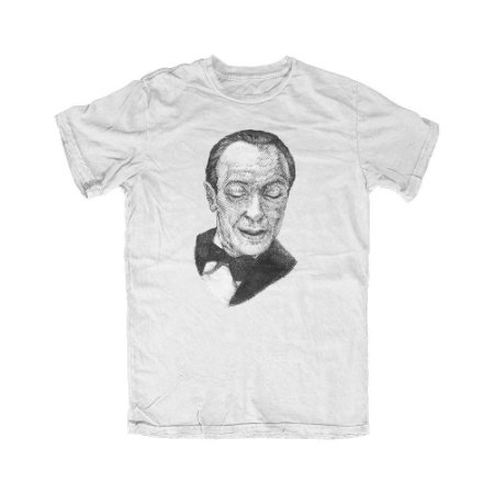 Camiseta Portrait Machlup