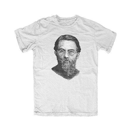Camiseta Portrait Menger