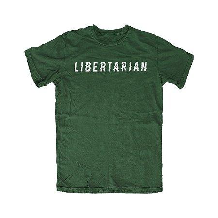 Camiseta Libertarian