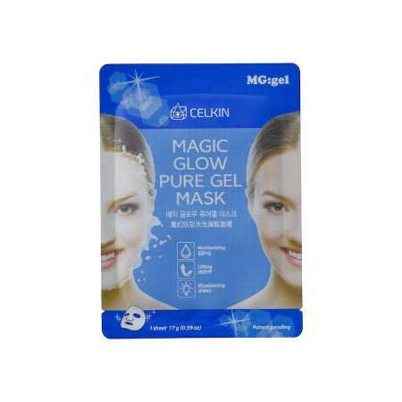 Máscara Facial  GLOW  GEL MASK