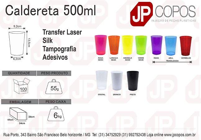 100 Caldereta 500 ml