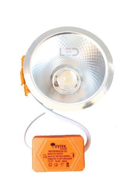 LAMPADA AR70 7W 3000K