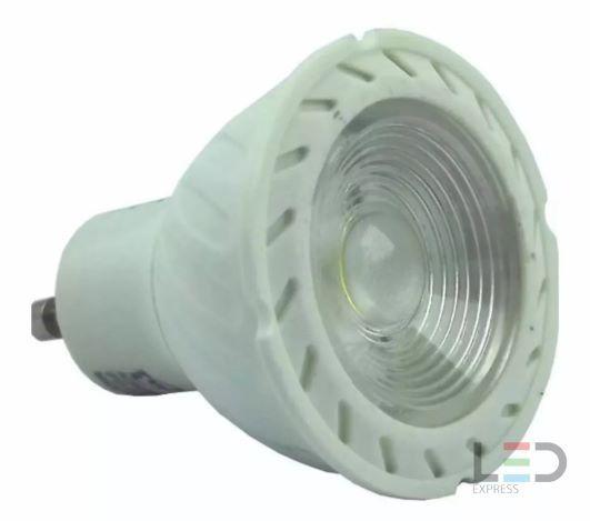 LAMPADA DICROICA GU10 5W 3000K BIVOLT