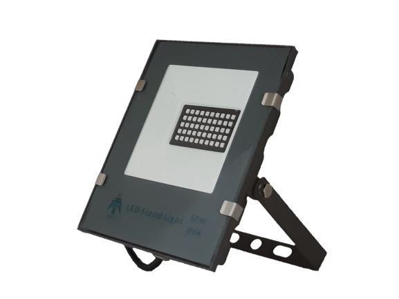 REFLETOR LED 50W SMD AZUL IP66