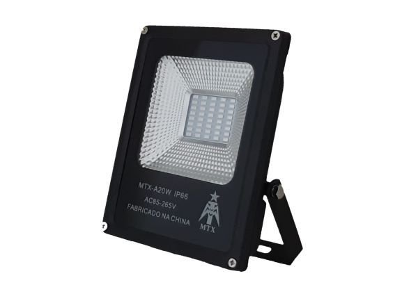 REFLETOR LED 20W SMD AZUL IP66
