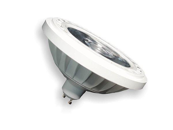 LÂMPADA LED AR111 15W GU10 3000K BIVOLT