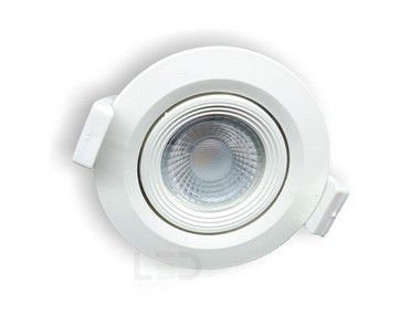 SPOT LED REDONDO    3W  6500K BIVOLT