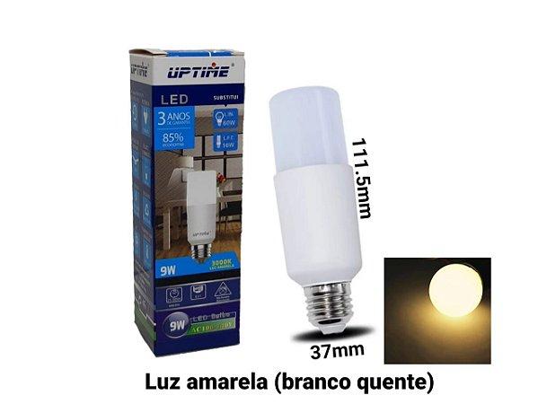 LAMPADA COMPACTA T   9W 3000K BIVOLT UPTIME