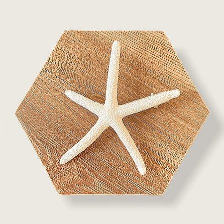 Presilha de estrela do mar dedo