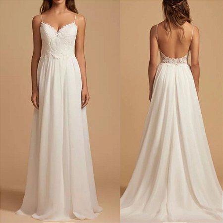 Vestido de noiva P