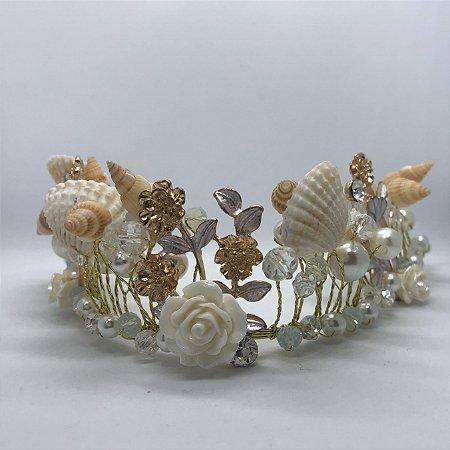 Coroa sereia maleável
