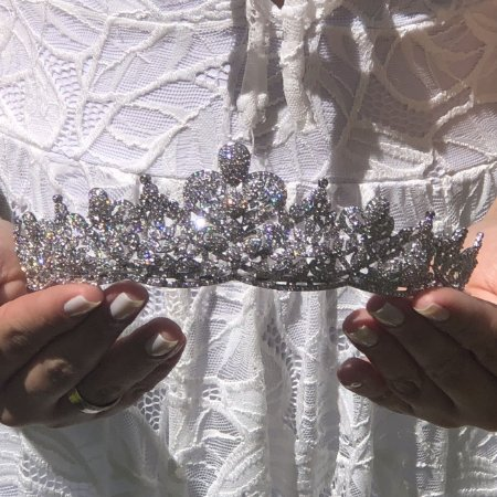 Coroa de Noiva - Mafalda