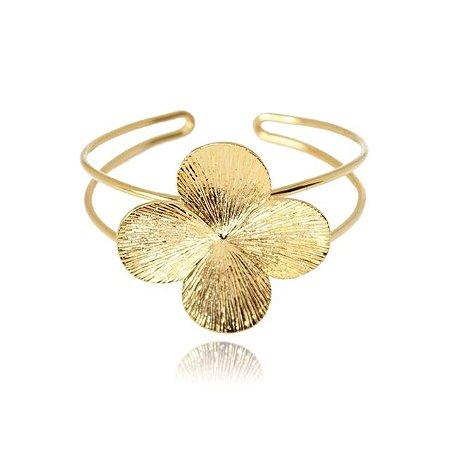 Bracelete trevo G
