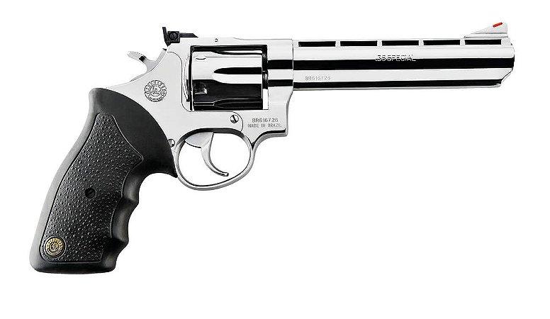Revolver Taurus 889 .38 6 Tiros 6 Polegadas Inox