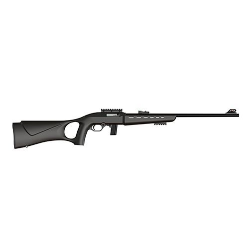 Rifle CBC 7022 Way .22 LR 10 Tiros Semi-auto 21 Polegadas Oxidado PP