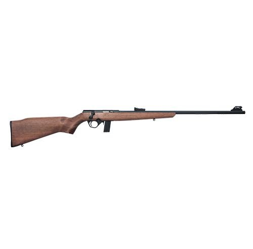 Rifle CBC 8122 .22 LR 10 Tiros Bolt Action 23 Polegadas Oxidado Madeira