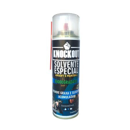 Solvente Especial para Airsoft Knockout 300ml