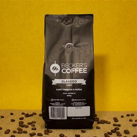 Café Clássico- Torrado e Moído - 500g