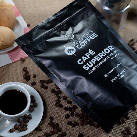 Café Superior - Torrado e moído - 500g