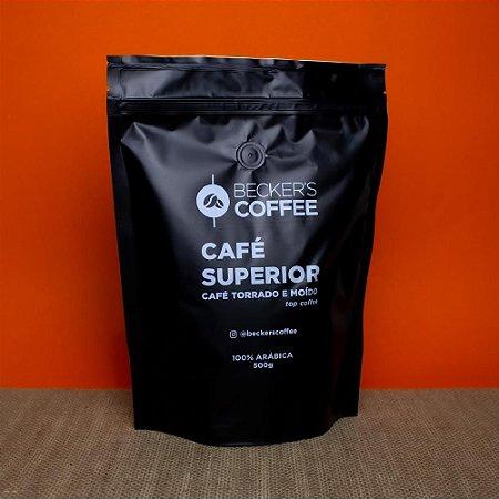 Café Superior - Torrado e moído - 2kg