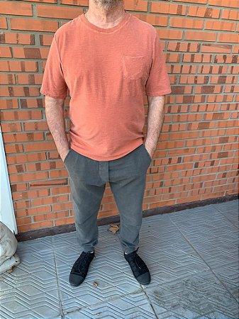T-shirt classic pocket carrot