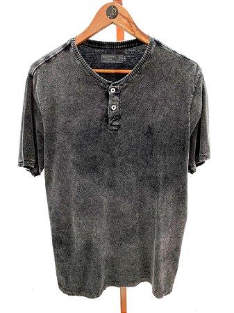 Camisa gola portuguesa