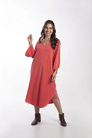 Vestido Capadócia Vermelho