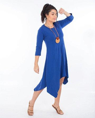 Vestido Floripa azul