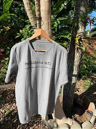 T-shirt Resiliência