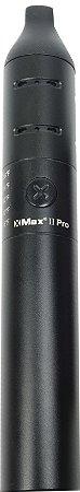 2pro vaporizador de ervas da xmax vapes. O MAIS ROBUSTO! Aparelho com bateria intercambiável e corpo metálico com adaptador pra óleos.