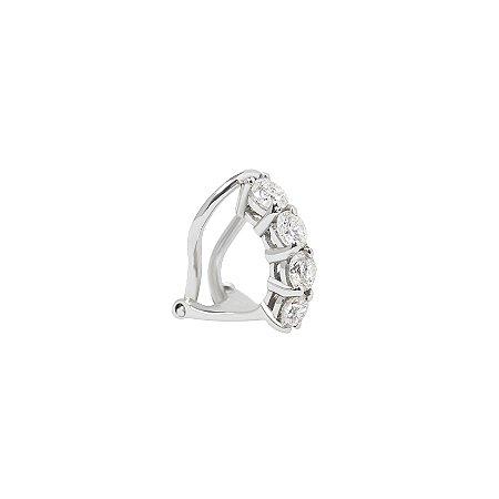 Piercing Diamantes Brancos