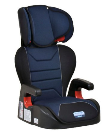 Cadeira para Auto Protege (até 36 kg) - Azul Mesclado - Burigotto