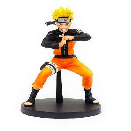 Figure Naruto Shippuden - Uzumaki Naruto - Bandai