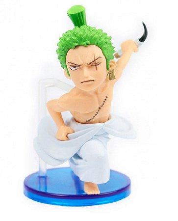 Action Figure - Rorona Zoro - One Piece - Bandai Banpresto