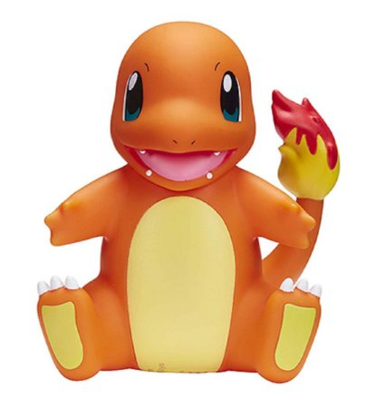 Boneco Pokemon (+4 anos) - Charmander - Sunny Brinquedos