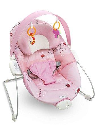 Cadeira de Descanso Rocker (até 9 kg) - Pink - Tiny Love