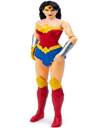 Boneca Mulher Maravilha (+4 anos) - DC Comics - Sunny Brinquedos