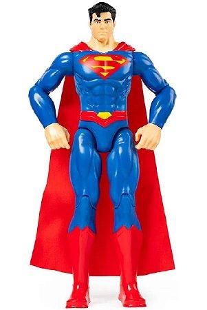 Boneco Superman (+4 anos) - DC Comics - Sunny Brinquedos