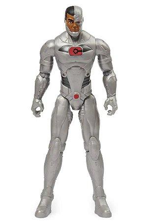 Boneco Cyborg (+4 anos) - DC Comics - Sunny Brinquedos