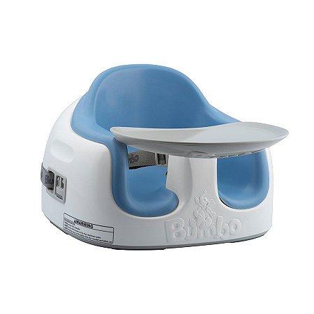 Cadeira Multi Assento 3 em 1 (+6M) - Azul Lavanda - Bumbo